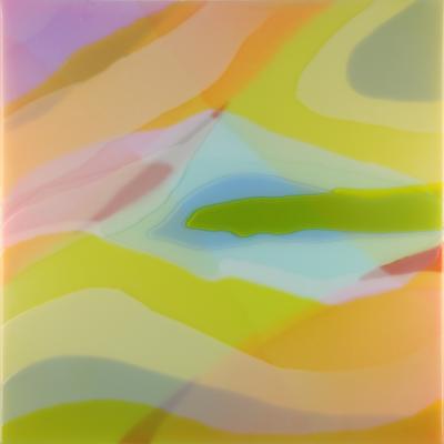 Light Waves 1 || 60x60 2018