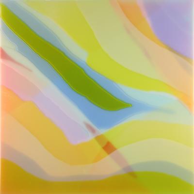Light Waves 2 || 60x60 2018