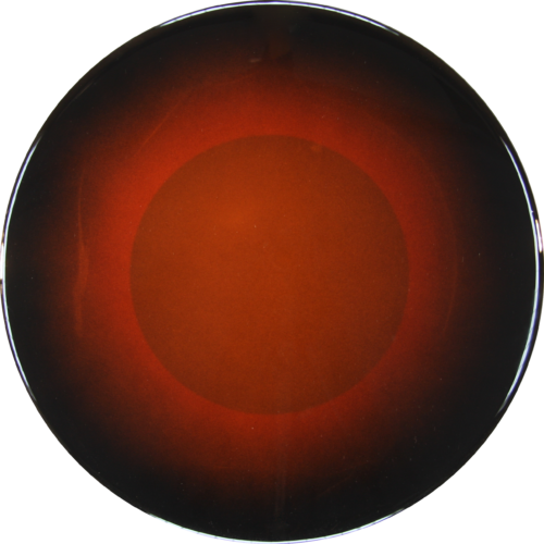 Circular Blackhole Orange
